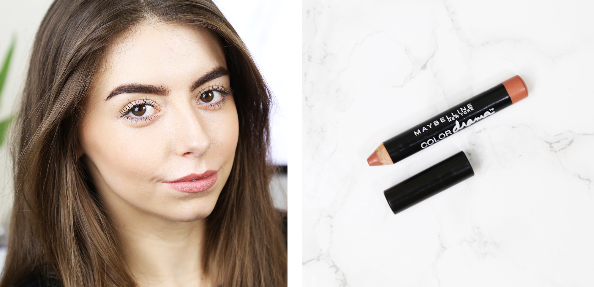 Cocochic+Kylie+Jenner+Nude+Lipstick+Swatches+Maybelline+Nude+Perfection