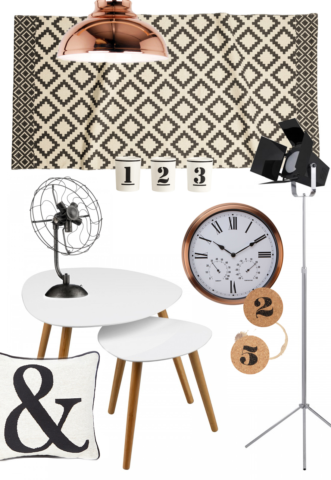 Home+Wishlist+Copper+Homeware