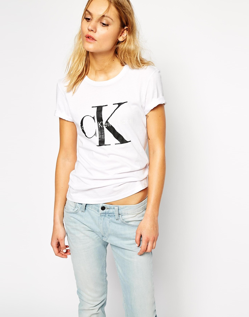 ASOS Calvin Klein Jeans tee