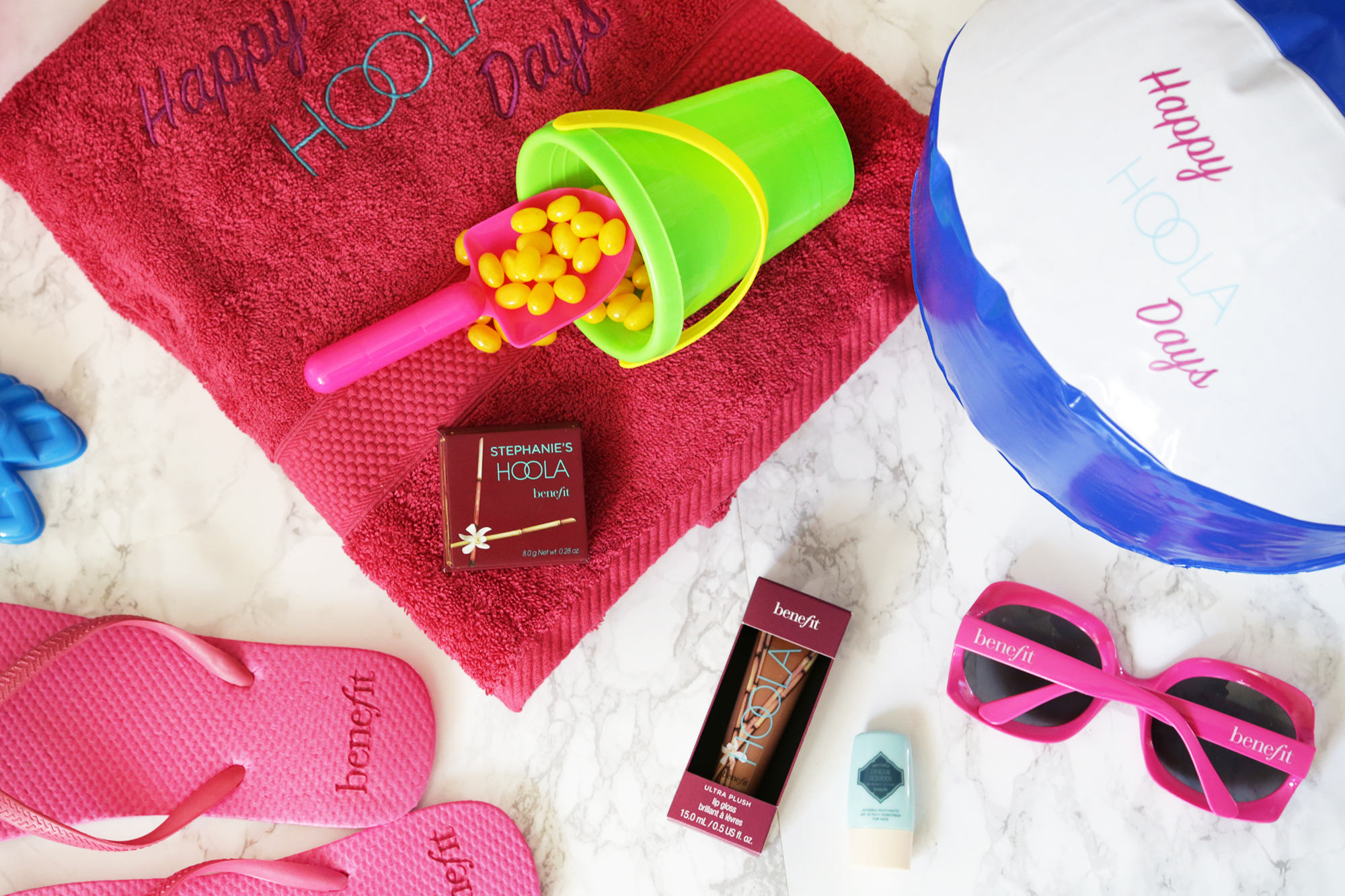 Benefit Hoola Days Haul Makeup Beauty