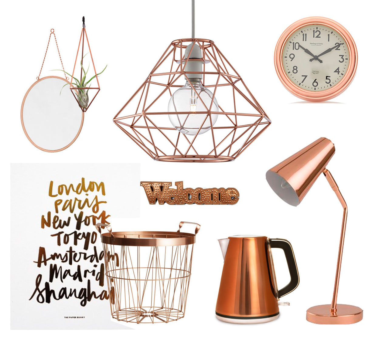 Affordable copper and bronze homewares for every budget cheap
