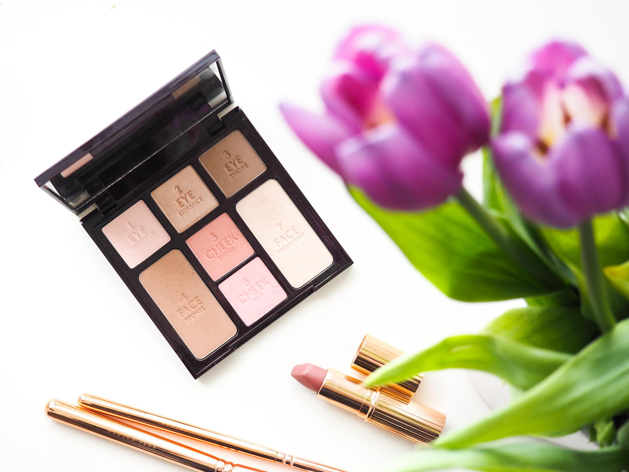 Charlotte Tilbury 5 Minute Face Instant Look Palette Review