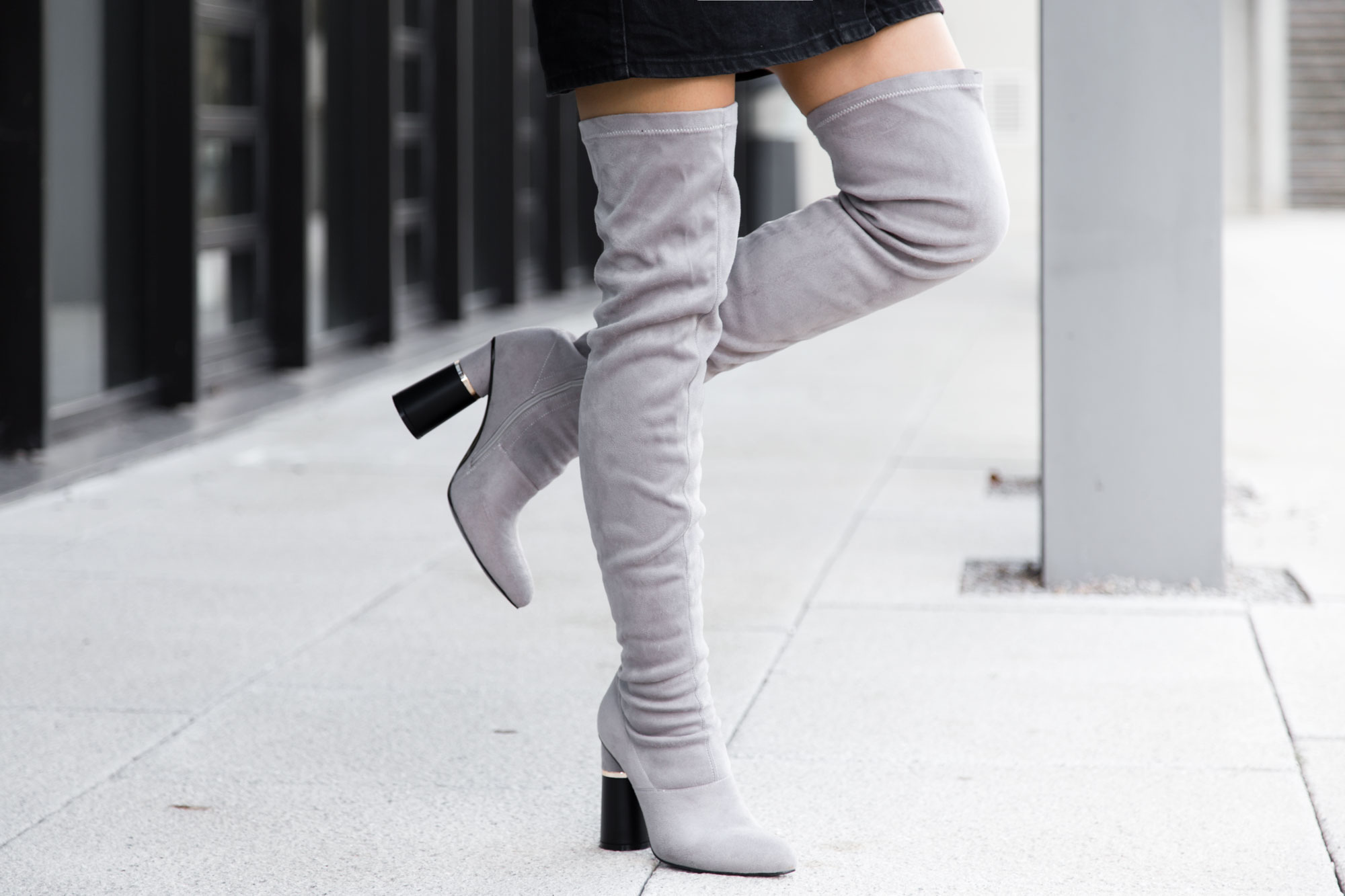 72a7e11edd8 How to style knee high boots — Stephanie Toms | UK Fashion, Beauty ...