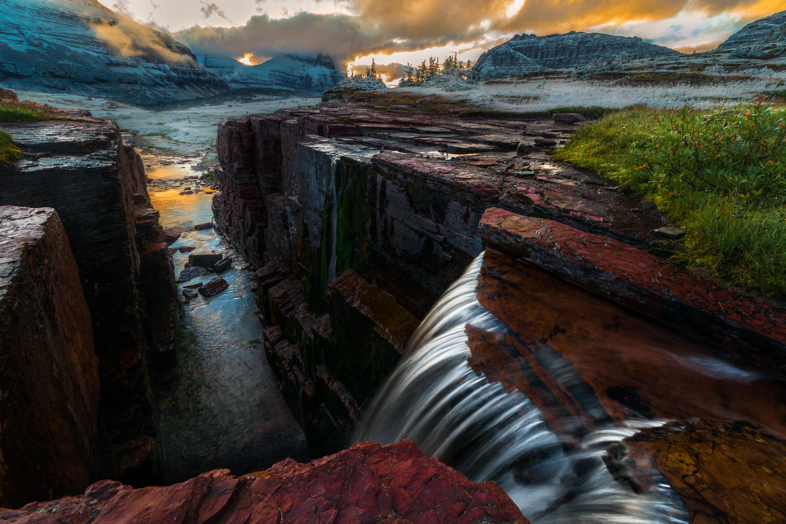 Triple Falls Canyon