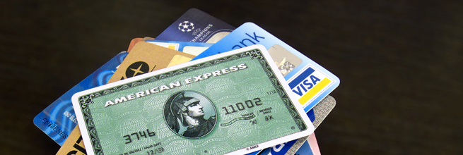 Credit Cards by Andres Rueda, on Flickr