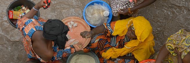Market in Mopti, Mali, W. Africa by emilio labrador, on Flickr