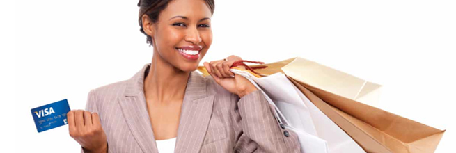 Happy Visa Customer from the merchant agreement document