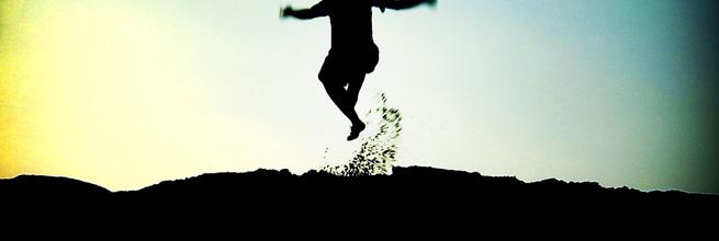 Leap by Jesse Gardner, on Flickr