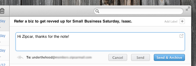 Optimizing productivity with Sparrow Mail App for Mac