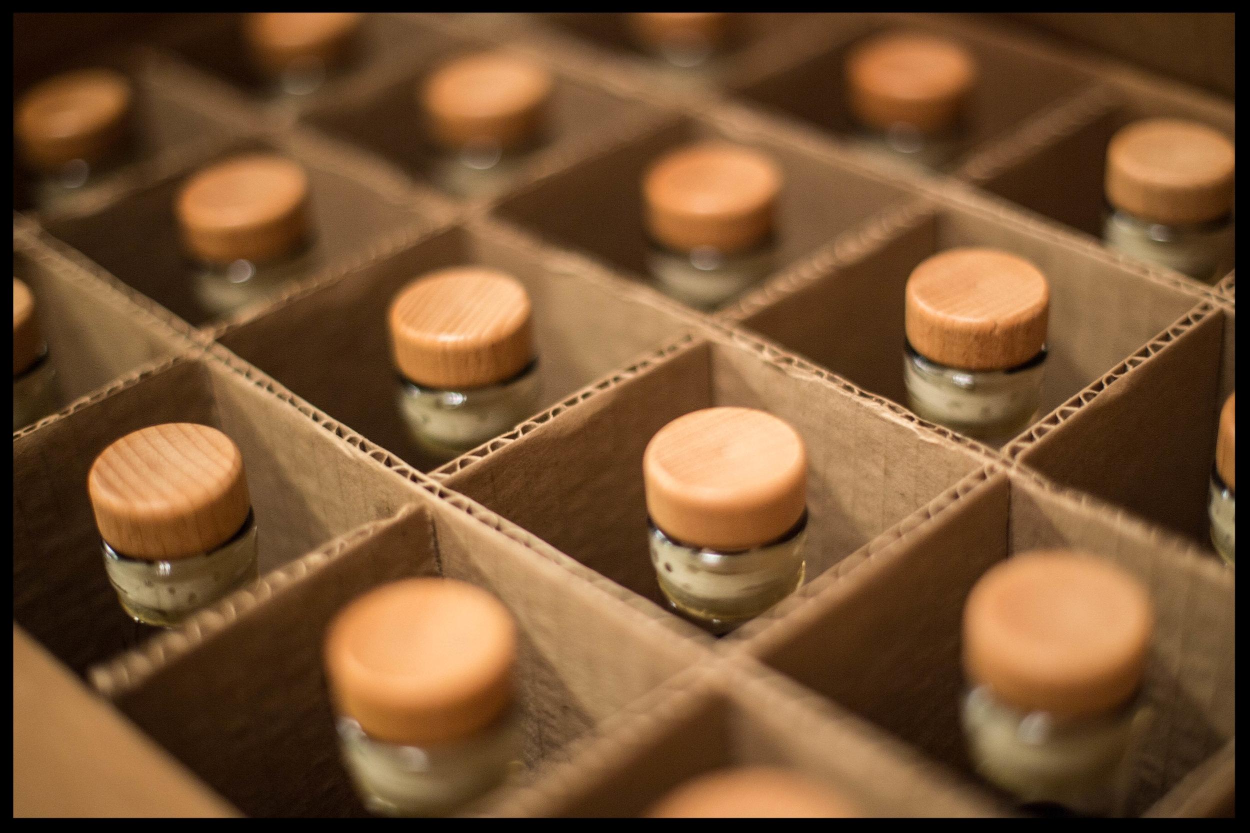 bourbon bottles in box.jpg