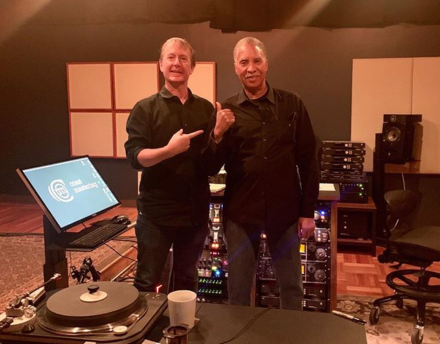 What an absolute honor to work with @zigaboo_modeliste 'The King Of The Funky Drums' on his new album ‼️ #zigaboomodeliste #coastmastering #masteredbymichaelromanowski