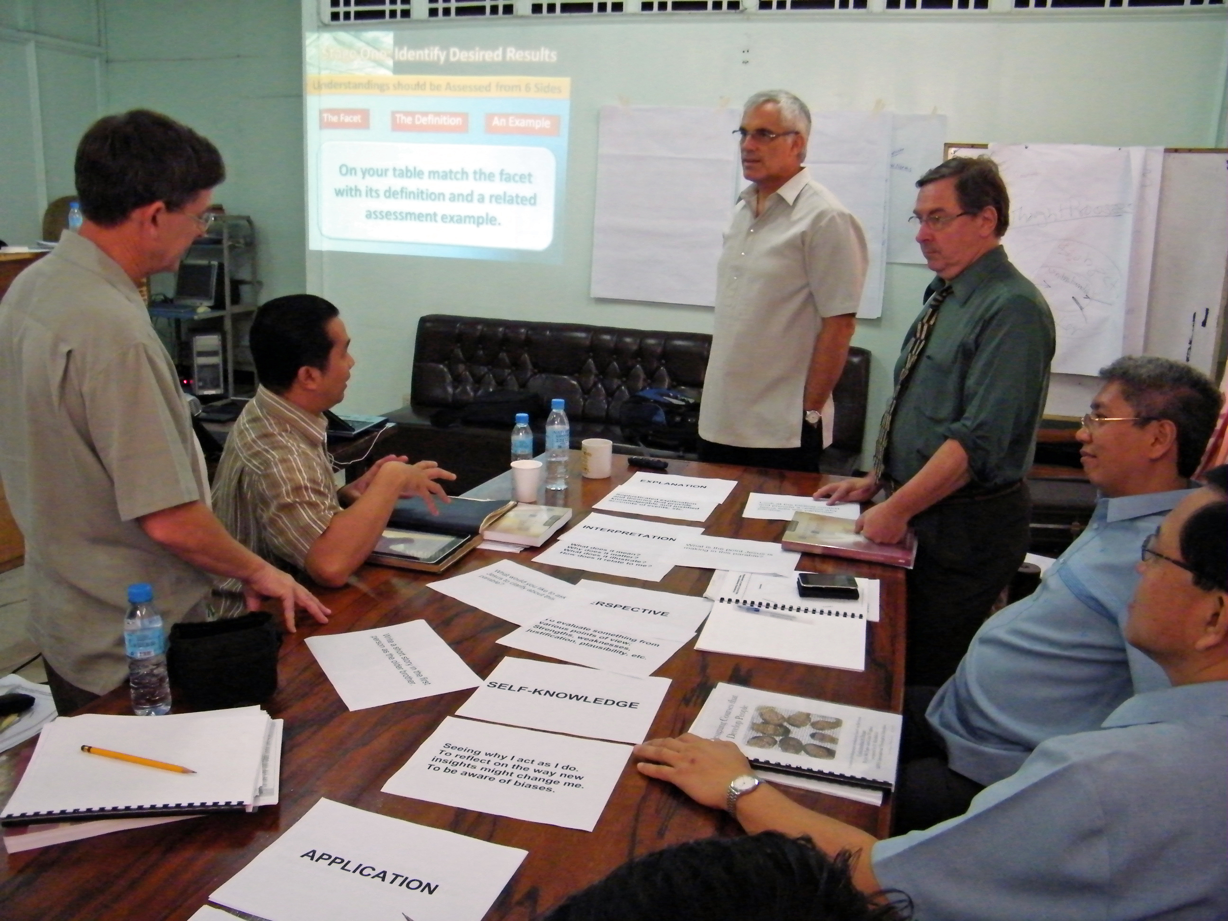 2010 Philippines UbD 1 Doane discussion.jpg