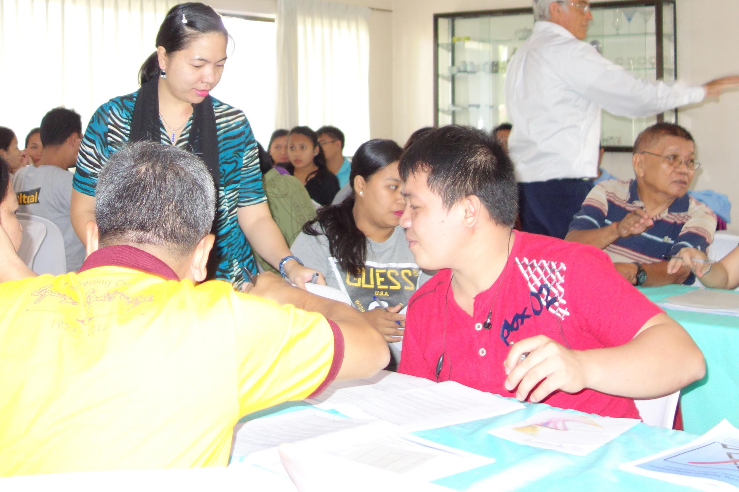 2014 Philippines kabankalan group.jpg