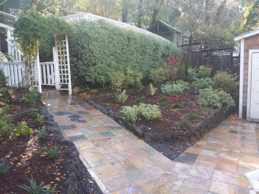 Mill Valley Landscape Designer and Mill Valley Landscape Architect,