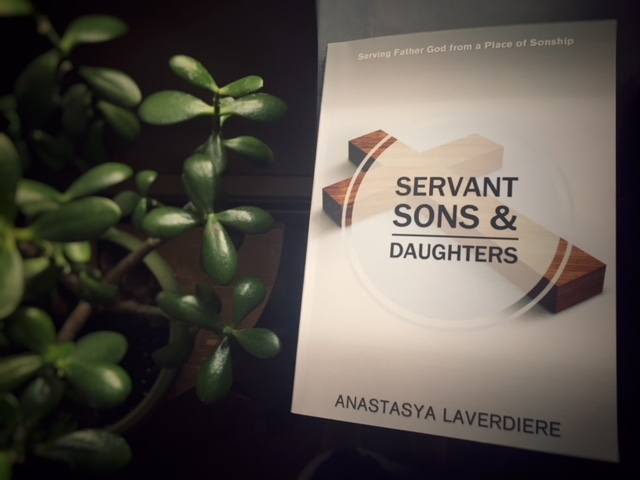 My new book, Servant Sons & Daughters is available now! Click  here  to watch the video trailer and learn more.