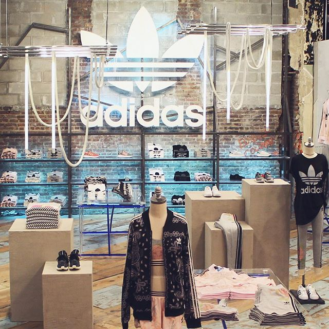 URBAN OUTFITTERS + ADIDAS | New York, NY
