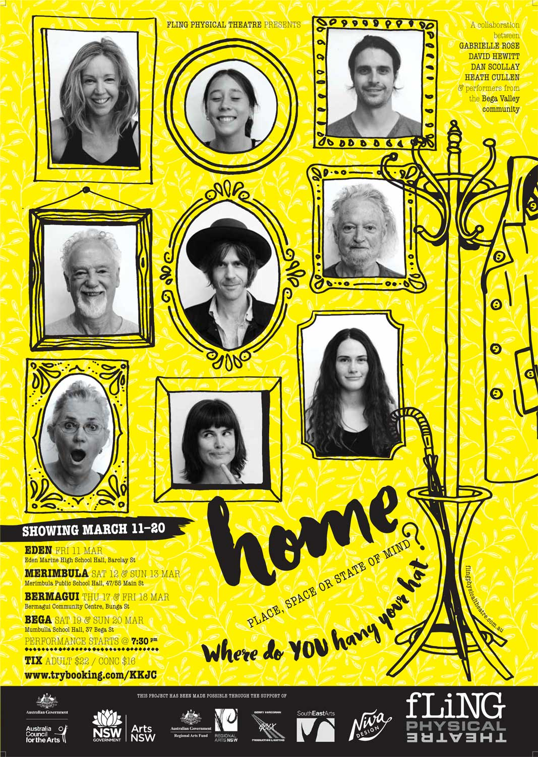 Home by Fling Physical Theatre