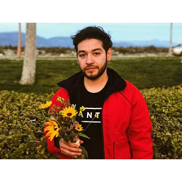i know i post so many pics of you but how can i not? @phuckinlalo 🌸 #flowerbae #flowerboy #cutiepie