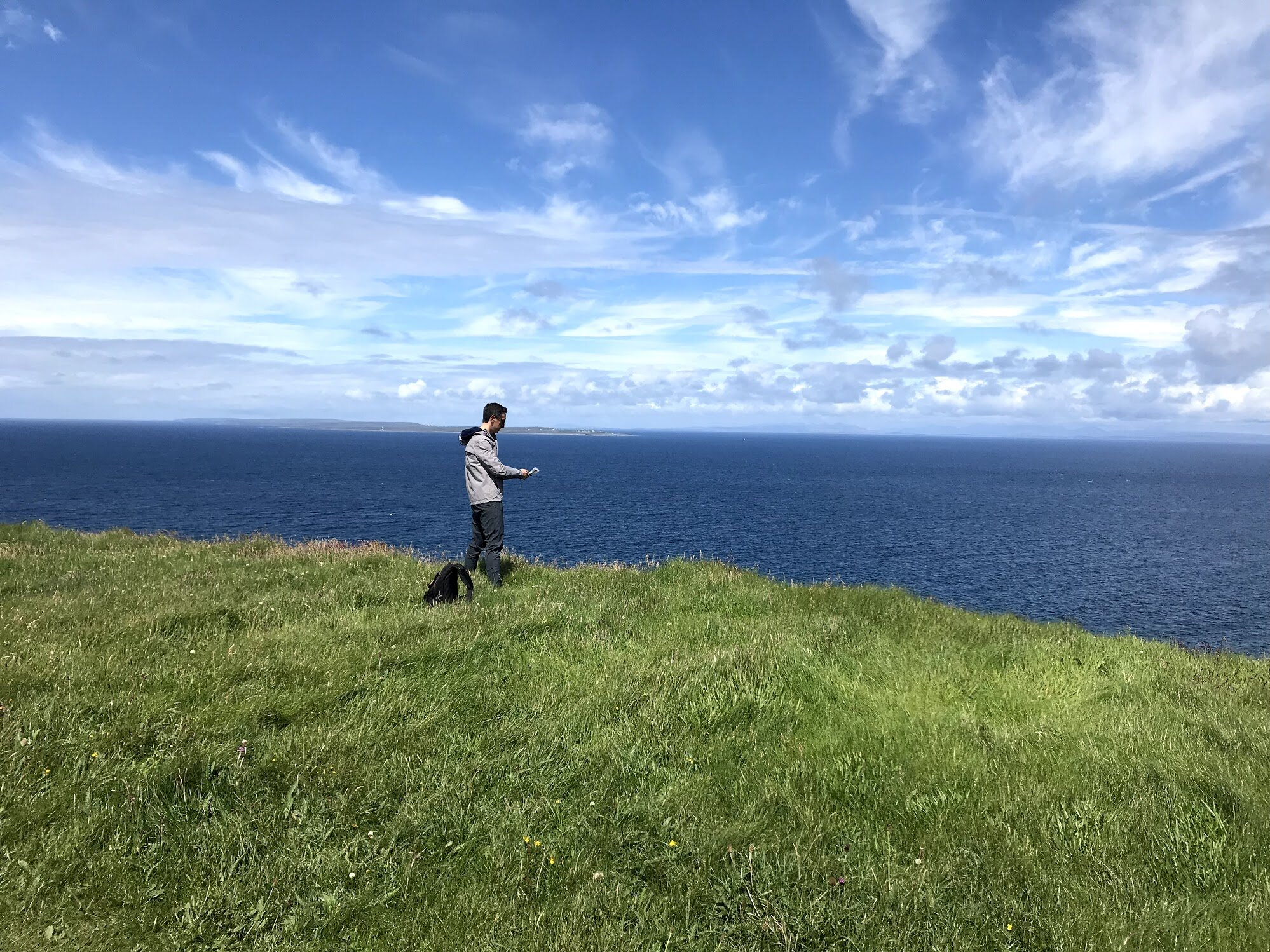 Jeff records cliffs of moher Ireland.jpg