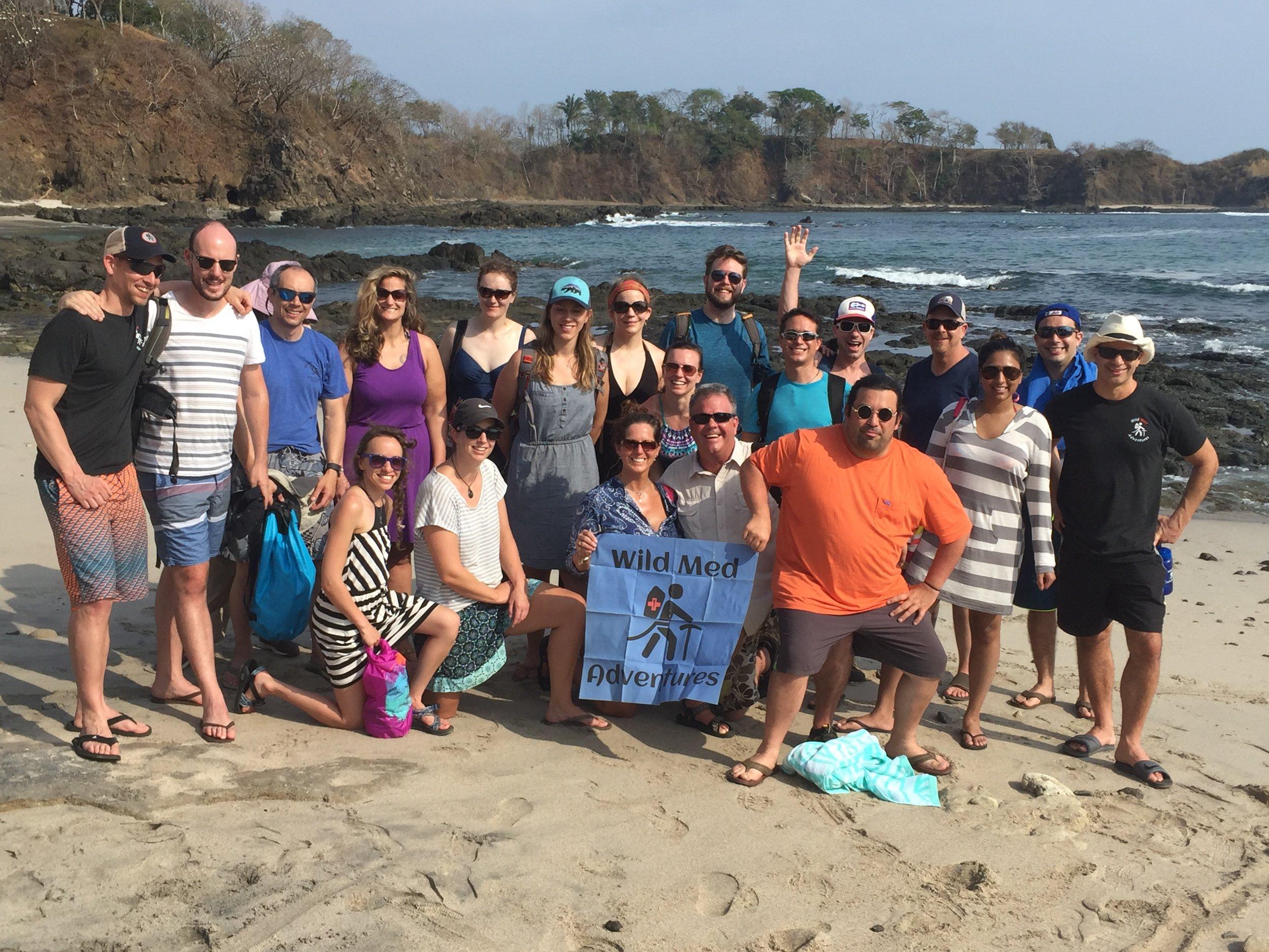 Wild Med CME Costa Rica
