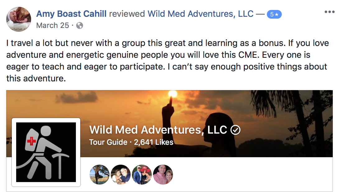 Click to see our Facebook Reviews!