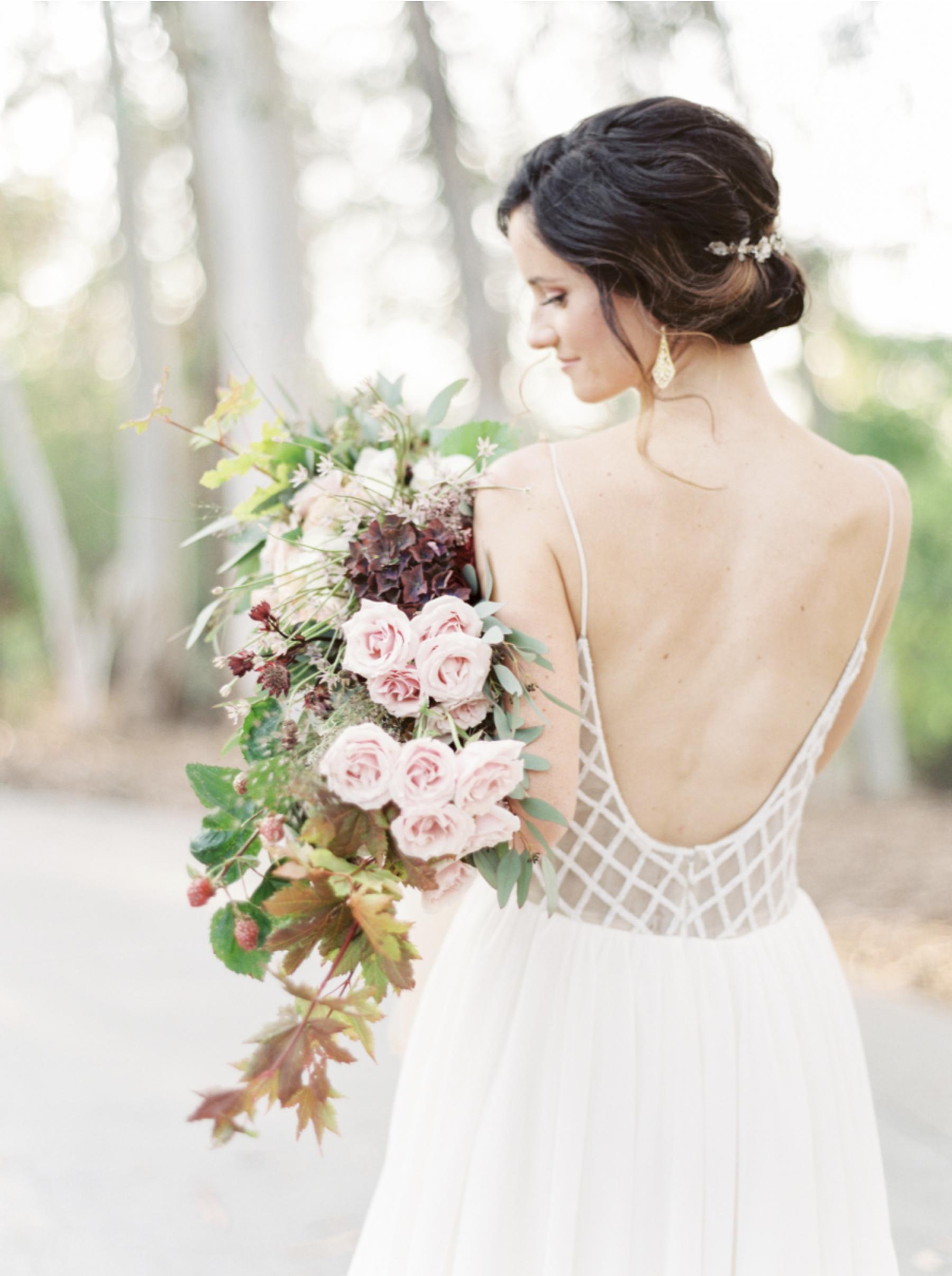 Fall Forrest Wedding | SAVAN PHOTOGRAPHY