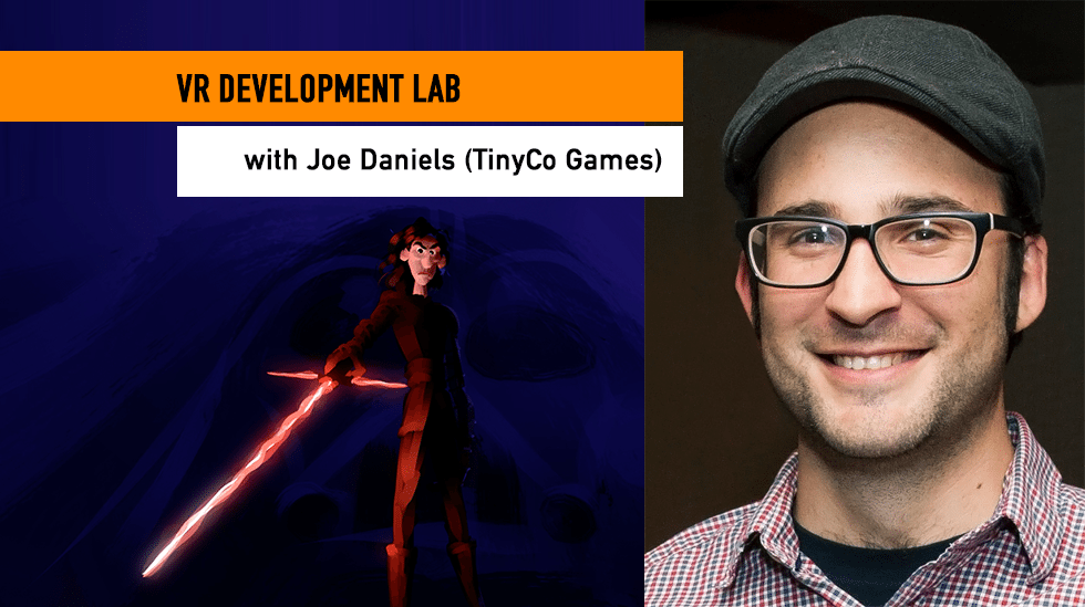 Joe will be giving a workshop  this summer as part of the Anomalia VR Development Lab in Czech Republic.