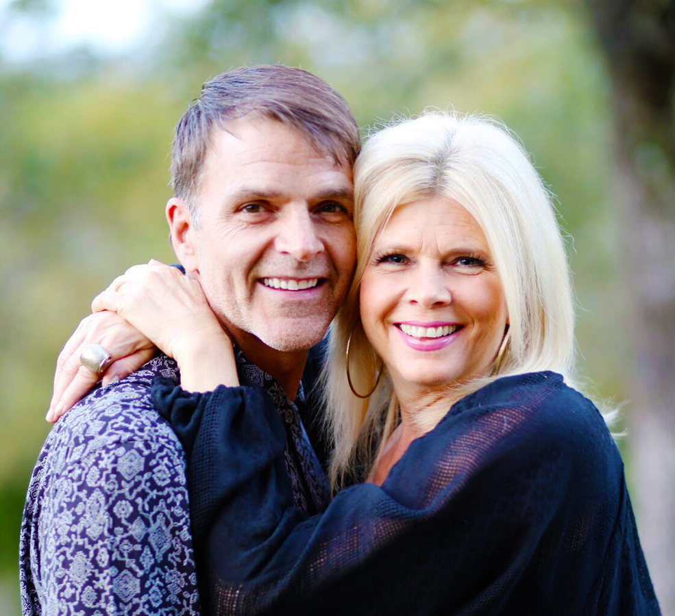 Executive Directors: Rob and Laura Koke