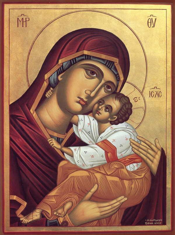 Orthodox Byzantine icons