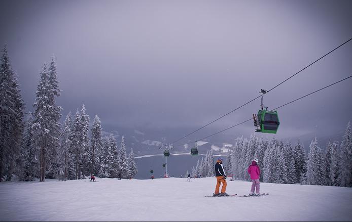 Sureanu ski resort