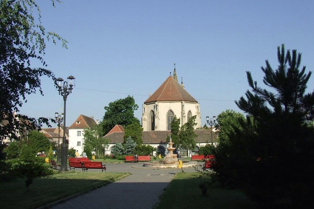 13th century Evangelical church