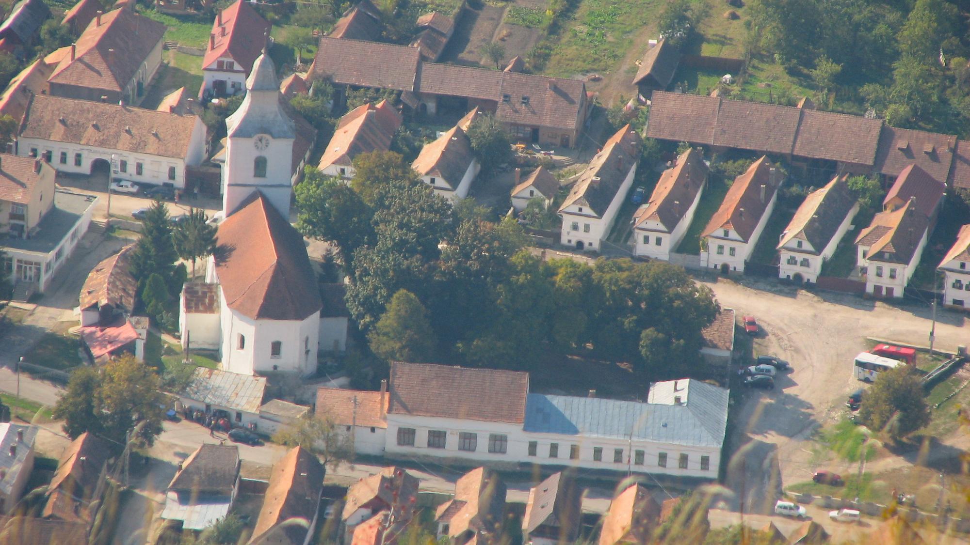 Rimetea village