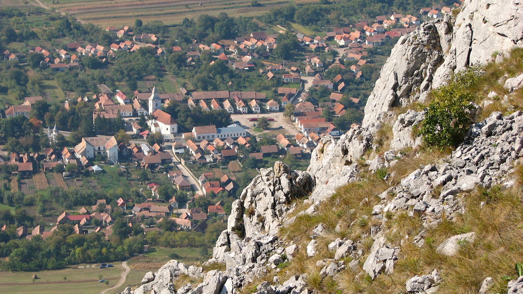 Rimtea village