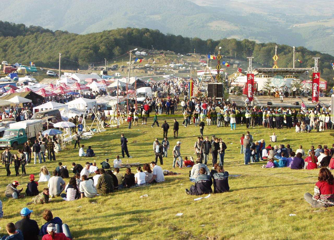Muntele Gaina Festival