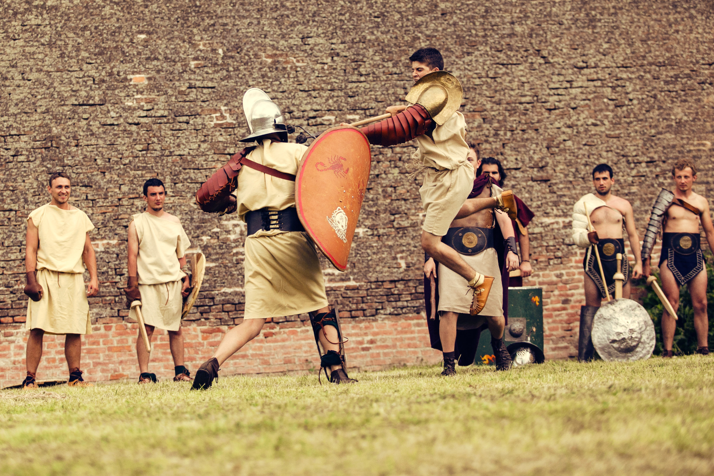 The Roman Festival