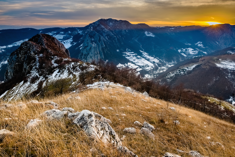 Ramet Mountains, Transylvania