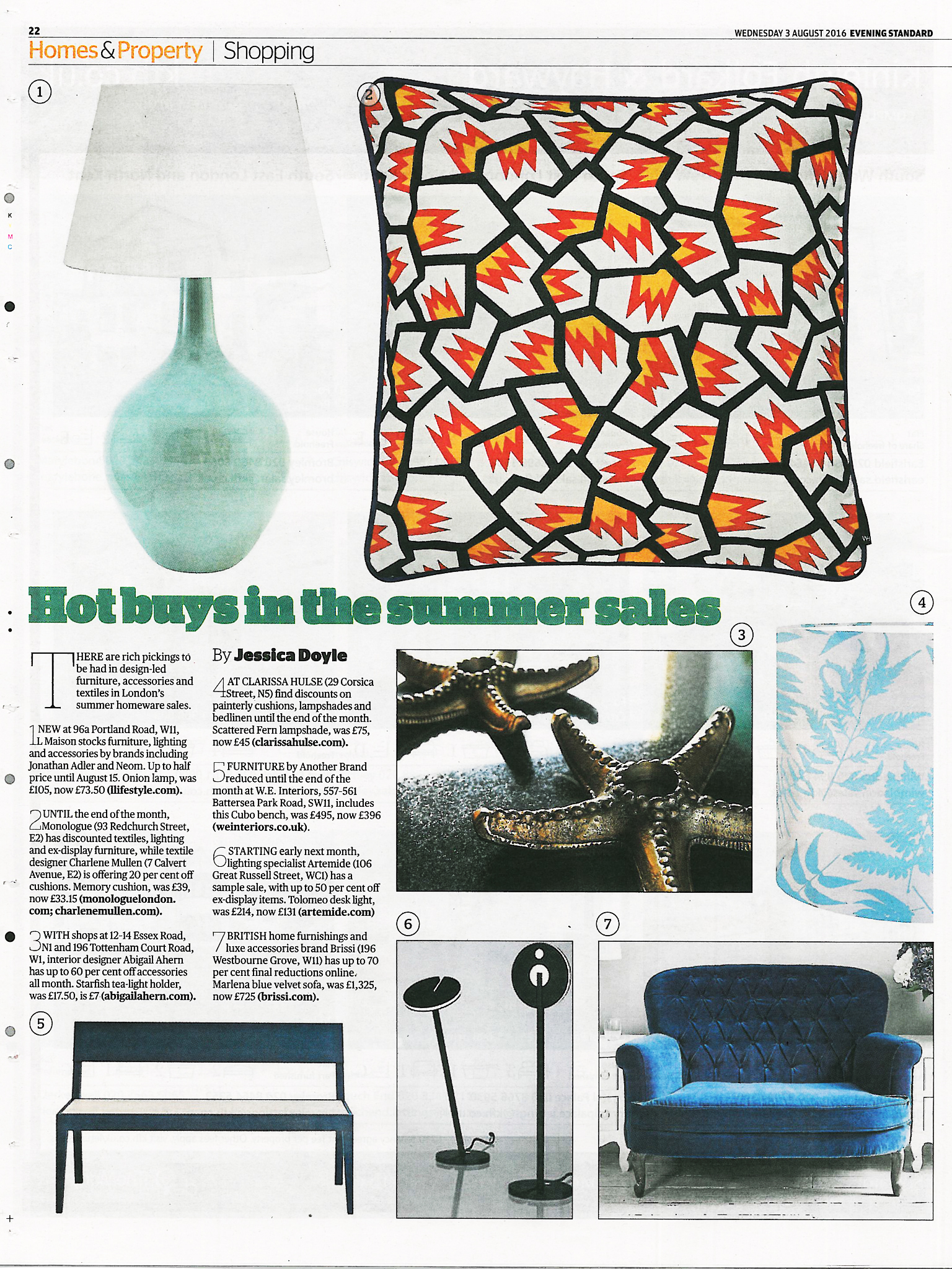 London Evening Standard - Aug 16