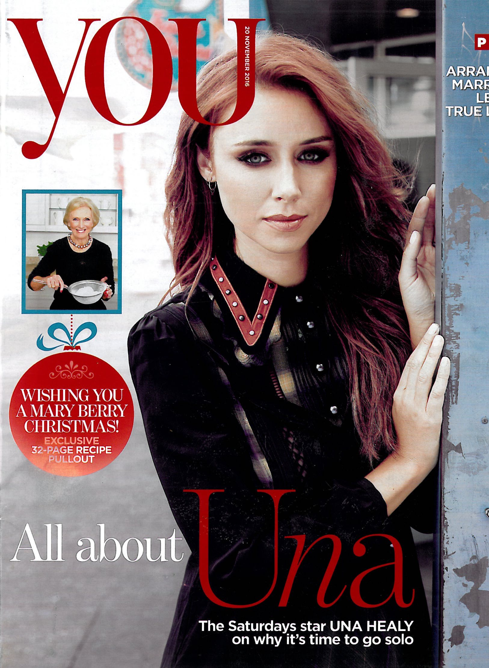You Magazine - Nov 2016