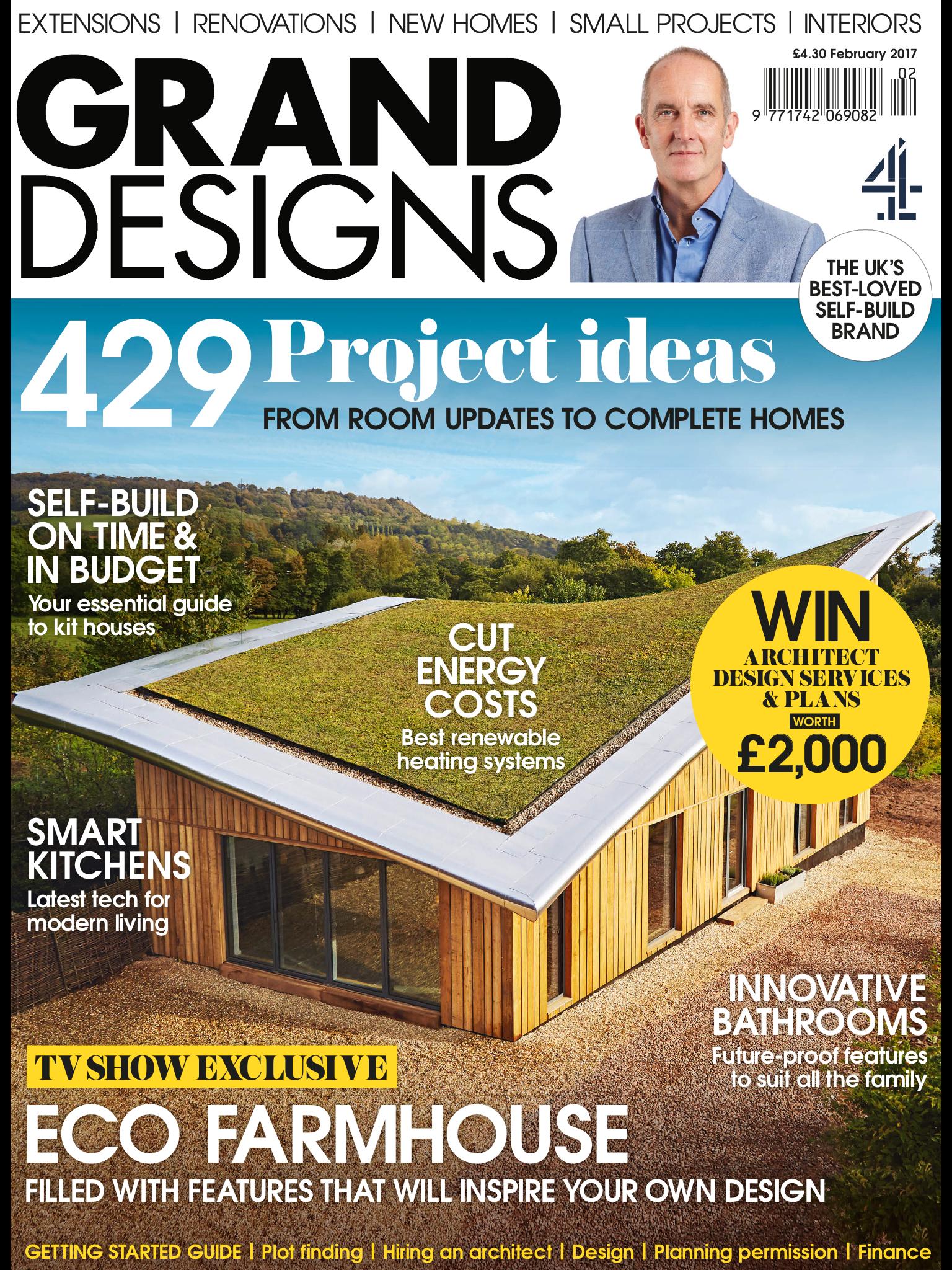 Grand Designs Magazine - Feb 17