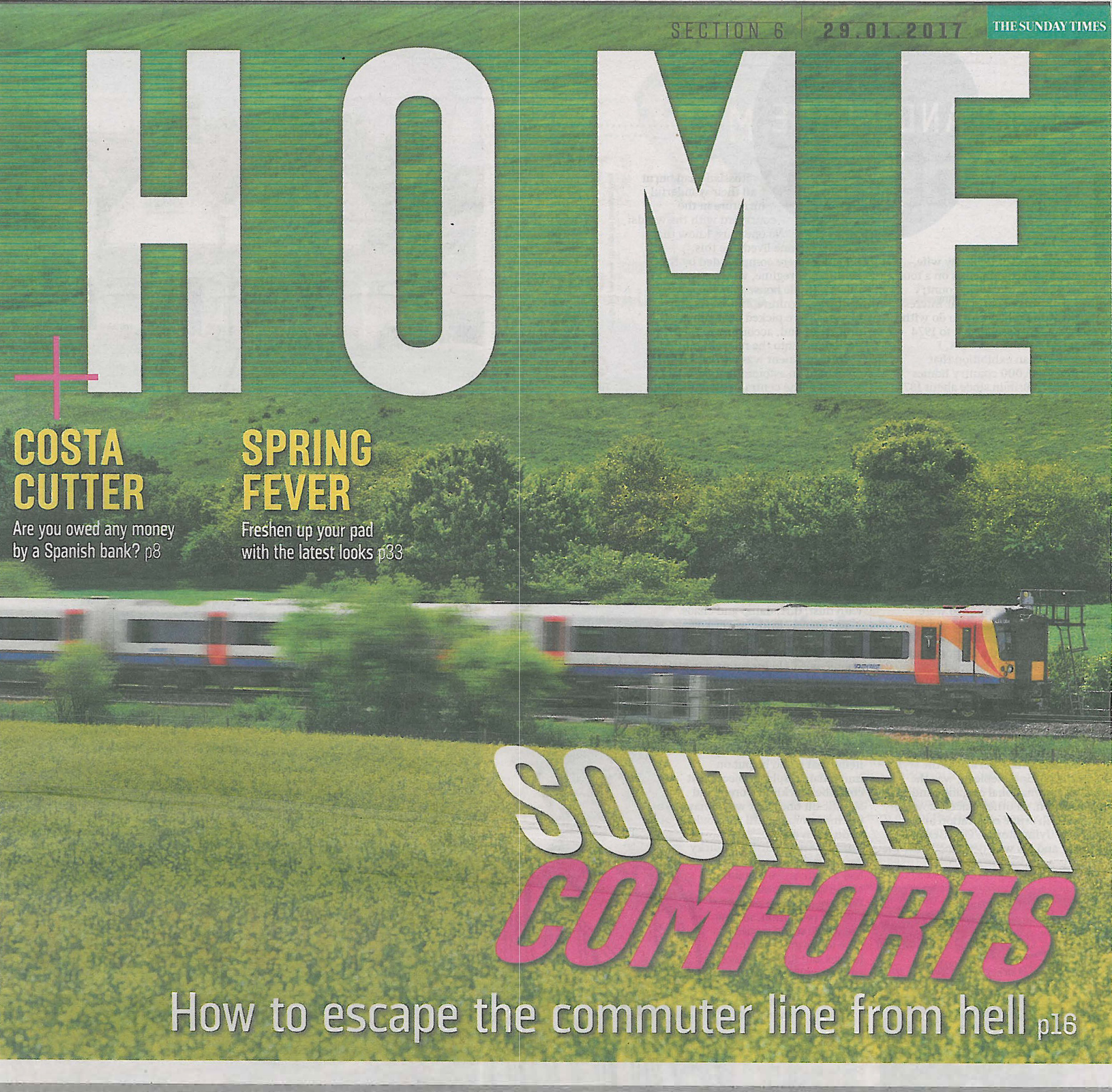 Sunday Times Home - Jan 29, 2017