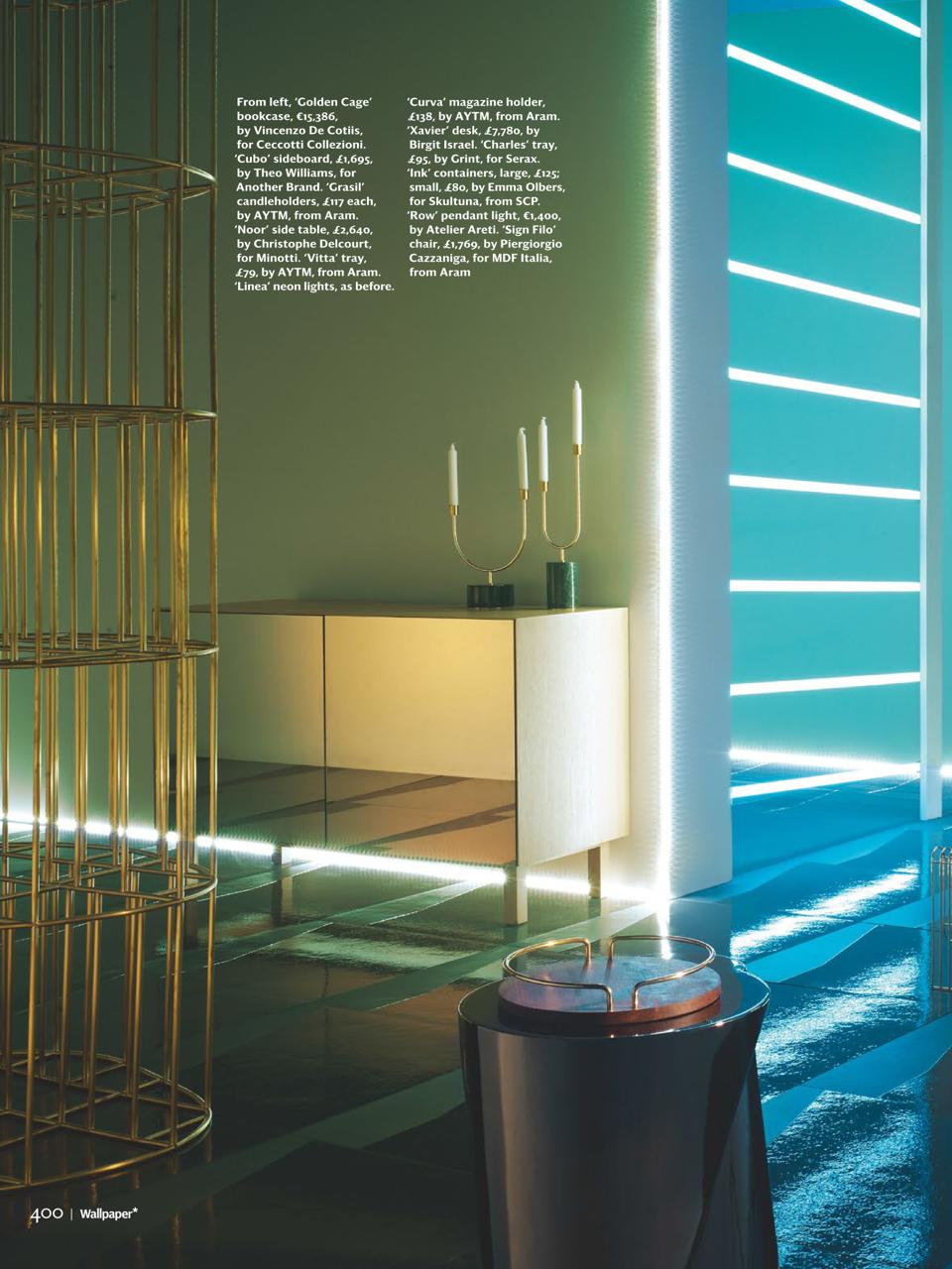 Wallpaper Magazine - October 2017
