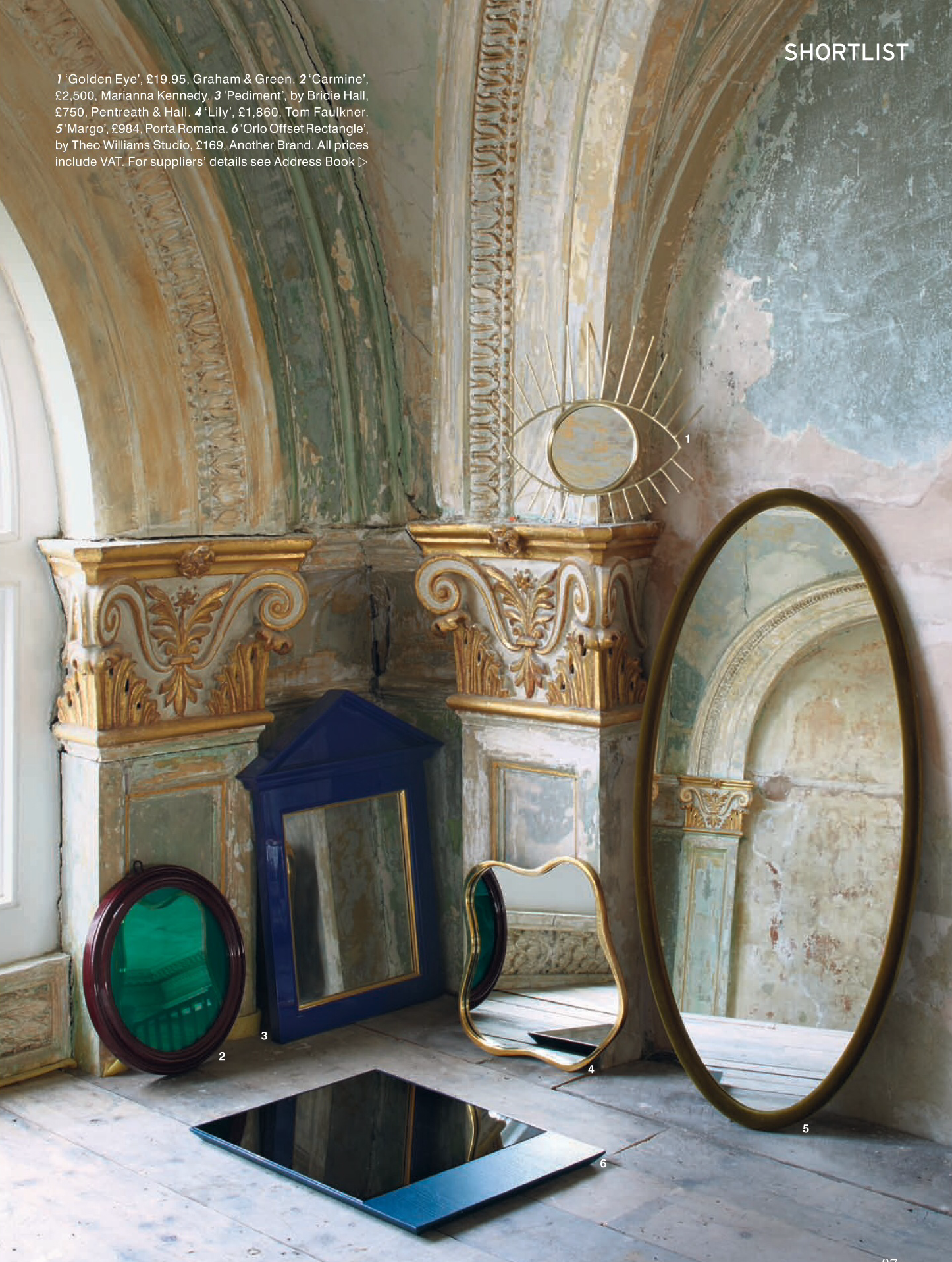 The World of Interiors - October 2018