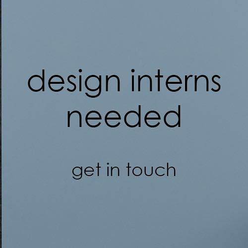 Got some design skills? photoshop, indesign, squarespace, etc. Send your cv/folio to info@anotherbrand.co.uk look forward to hearing from you