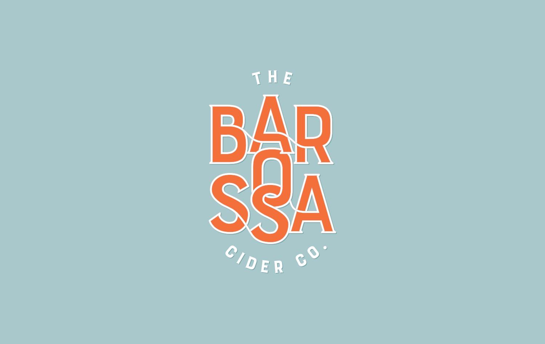 Unused concept / The Barossa Cider Co. (2017) / Designed at  Smack Bang Designs