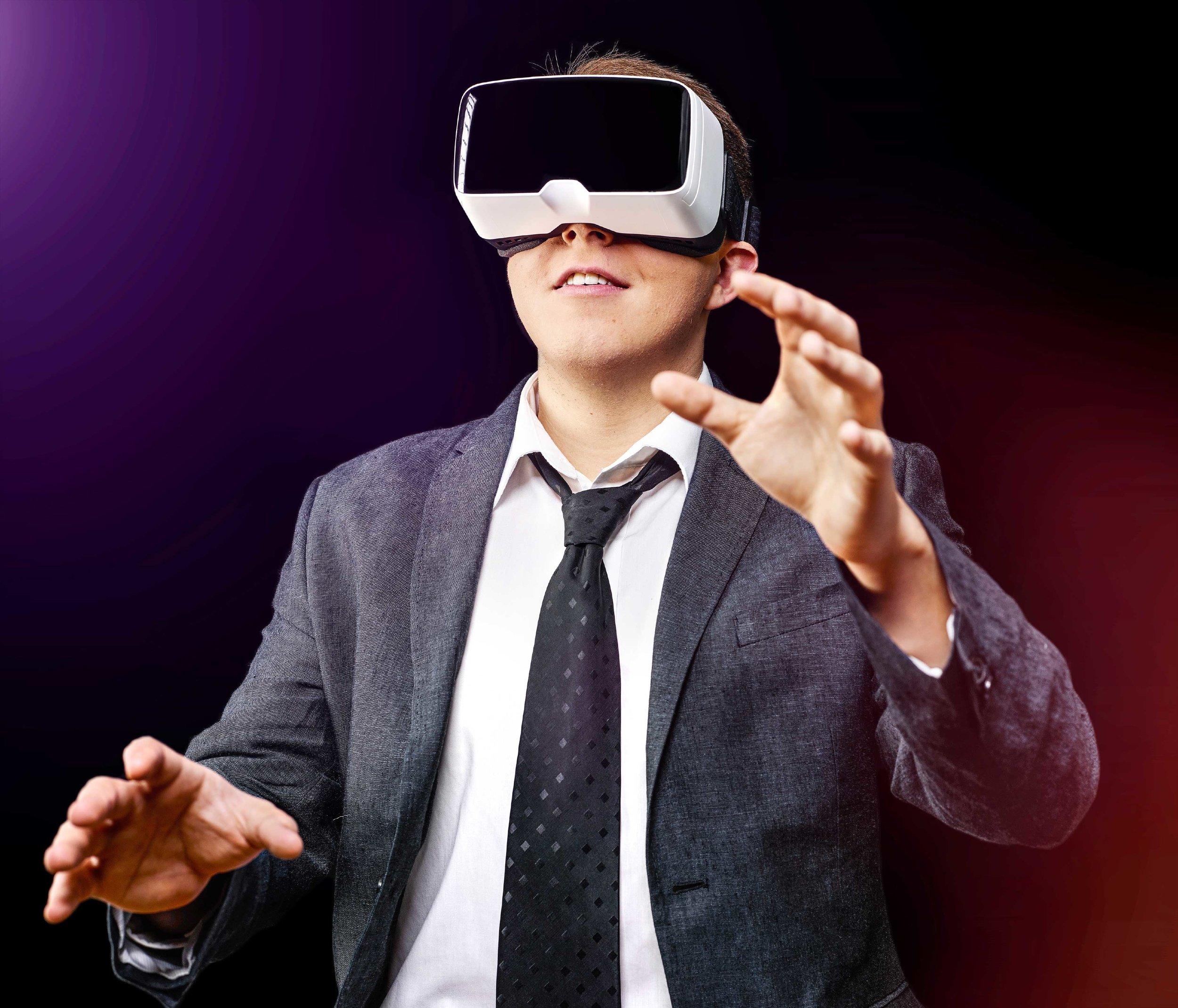 Virtual Reality Glasgow