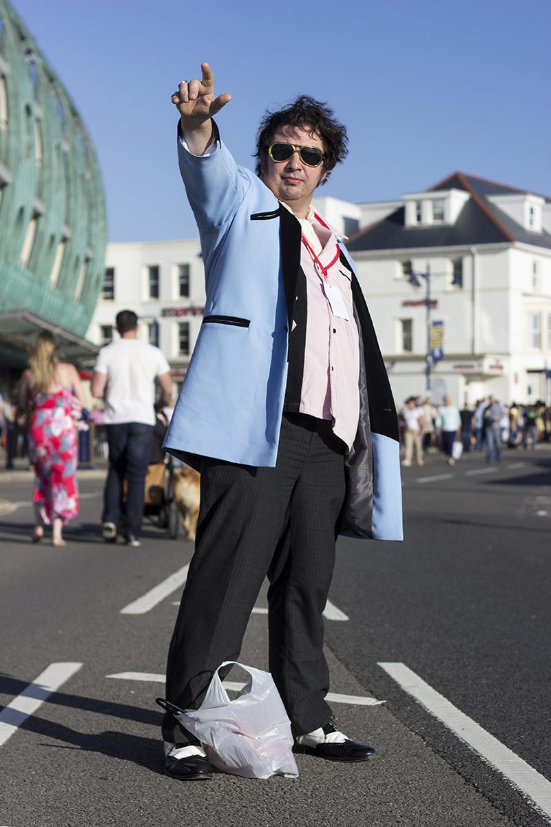 The Elvis Festival, Porthcawl © Lorna Cabble