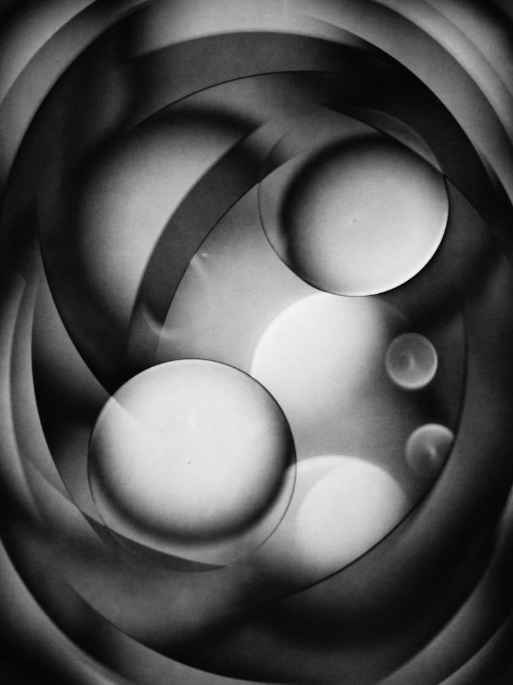 Luminogram by Mike Jackson