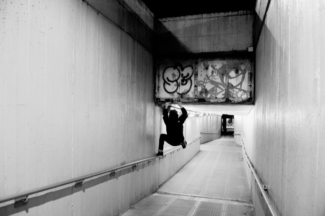 Vandals and the City © Marc Vallée