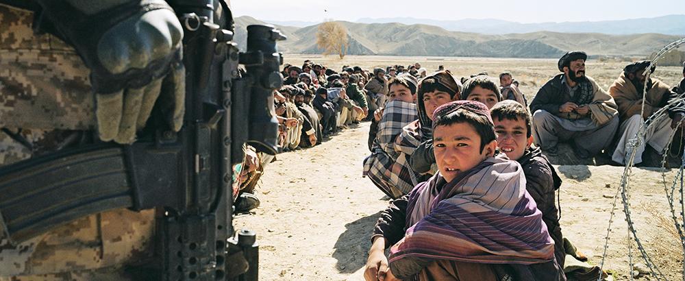 Afghan / Pakistan Border, 2011
