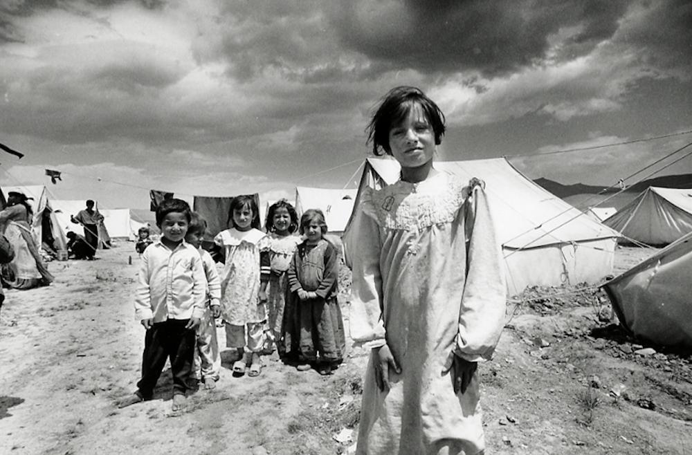Kurdistan, First Gulf War, 1991